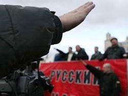 Русские нацисты прошлись с факелами в Крыму и сожгли книги об Украине