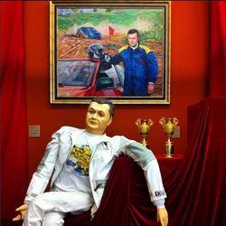 В Беларуси за 2 млн. евро пытались продать картины из «Межигорья» Януковича