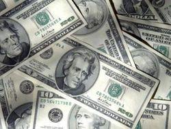 Курс доллара на Forex отталкивается от критического уровня