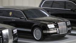 Путину разрабатывают самый большой автомобиль в мире