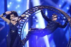 Украину на Евровидении поддержали Азербайджан, Молдова, Швейцария и Беларусь