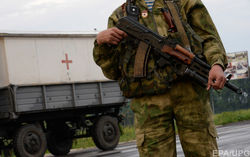 Боевики группами бегут из Луганска в сторону границы с Россией