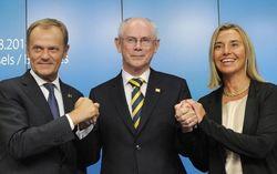 Что ждать Киеву от нового руководства Евросоюза