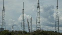 В США взорвалась ракета-носитель в ходе испытаний