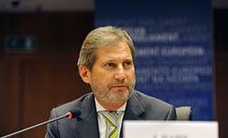 ЕК рассмотрит политику соседства с Украиной для разрешения кризиса на Донбассе