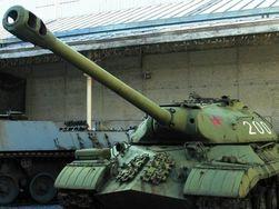 Во время зачистки Константиновки найден легендарный танк ИС-3