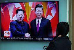 Ким Чен Ын и Си Цзяньпин