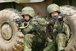 Чтобы сбежать из зоны АТО, боевики переоделись в рясы священников