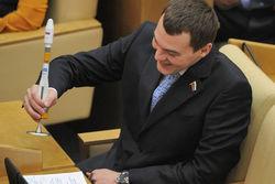 Вслед за черно-желто-белым флагом Россия должна выбрать царя – Дегтярев