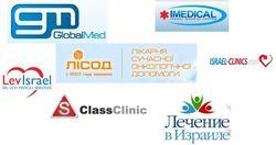 Названы 17 популярных медицинских компаний Израиля в Интернете ноября 2014г.