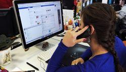 Украинские работодатели не наказывают сотрудников за зависание в соцсетях