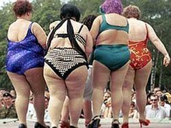 Белорусы вошли в десятку самых толстых наций Европы
