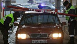 Дальнобойщики заблокировали платную дорогу в Петербурге