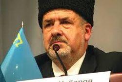 Крымские татары требуют ввода международного миротворческого контингента