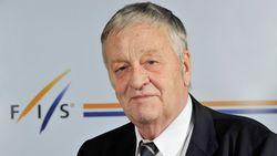 Президент FIS Жан-Франко Каспер