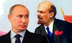 Путин сравнил Ленина с православными святыми