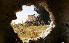 Чем занималась российская частная военная компании в Ливии?