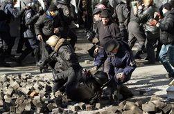 Компьютерщик из Партии регионов стал жертвой разъяренных протестующих
