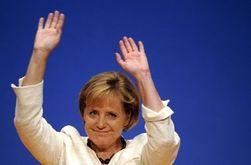 Меркель надеется на эффективность мирного плана в Украине