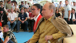 Новые санкции ЕС показались Путину «странноватыми»