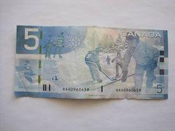 Курс доллара к канадцу формирует коррекцию на фоне снижения розничных продаж в Канаде