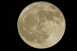 Астрономы разгадали тайну яркого свечения Луны