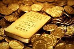 Укрепление фондовых бирж снизило интерес к золоту