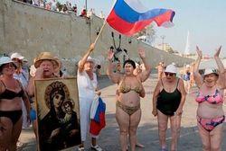 Крым как пешка в большой геополитической игре Путина – Stratfor