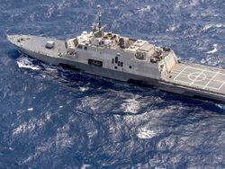 Иран задержал 2 американских военных корабля
