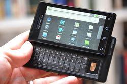 Motorola Droid обещают выпустить в четвертом квартале