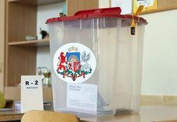 Оппозиционная партия Латвии «Согласие» лидирует  на выборах
