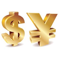 Курс доллара сегодня вырос против японской иены на 0,05% на Форекс
