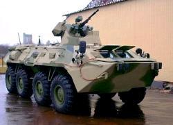 Украинский БТР-4 и российский БТР-82А среди лучших бронетранспортеров мира