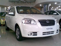 Вместо предоплаченных Lacetti в Узбекистане предложат Chevrolet Gentra