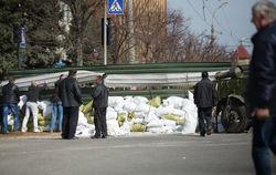 Сход в Луганске образовал штаб управления всем юго-востоком Украины