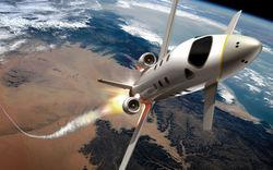 В мае 2014 года европейская компания Airbus Group проведет испытания первого космолета