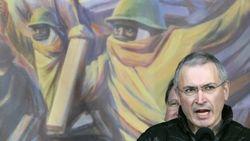 Генпрокуратура РФ увидела в речах Ходорковского в Киеве госпреступление