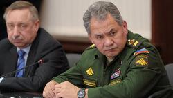 Российской боевой техники и вооружений в Крыму нет – Шойгу
