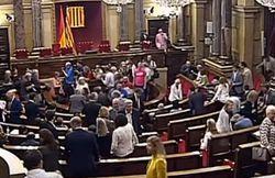 Каталония движется к независимости: скоро референдум