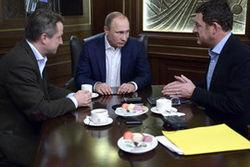 Путин предлагает Западу начать все с нуля, но своих ошибок не признает