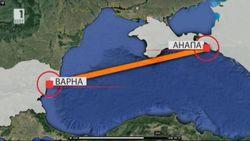 ТВ Болгарии показало Крым в составе России