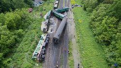 Названы основные версии столкновения поездов в Хмельницкой области