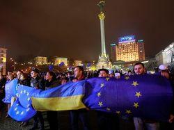 Евромайдан вернулся на площадь Незалежности
