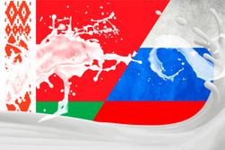 """Новый виток """"молочной войны"""" между РФ и Беларусью"""