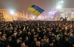 Украинских студентов на Евромайдане поддержали ведущие университеты мира