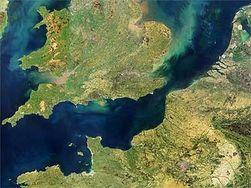 В проливе Ла-Манш произошло сильное землетрясение