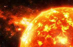 На Солнце появилось видимое с Земли гигантское пятно