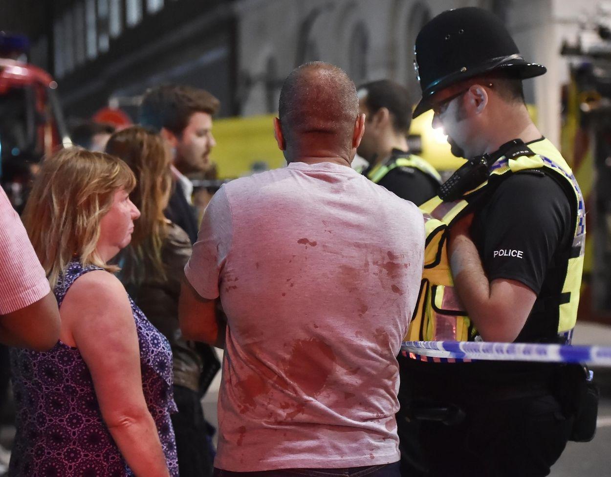 Лондонская милиция разыскивает одного изтеррористов