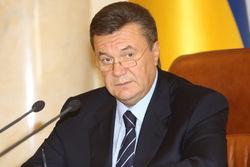 Янукович события на Майдане назвал экстремизмом и борьбой за власть