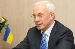 Азаров: Украина возобновит переговоры о газовом консорциуме с Россией и ЕС